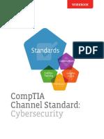 Channel Standards Workbook Cybersecurity