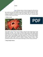 10 tumbuhan langka di Indonesia.doc