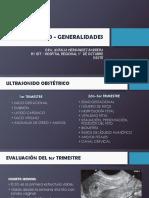 Us Obstétrico - Generalidades