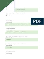 Cuestionarios Unidad 6