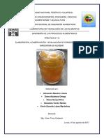 12. Conservación de Alimentos Por Calor-pasteurización y Análisis Sensoral