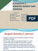 Dorothy E Johnson PPT
