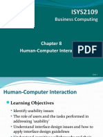 05 Wk5-Ch8 Human Computer Interaction 2012C-V1.01-PRS
