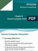 05 Wk5-Ch8 Human Computer Interaction 2012C-V1.01-PRS