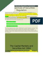 CMSA Tanzania Regulatory Framework