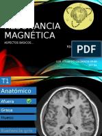 Resonancia Magnética Básica - Lucho