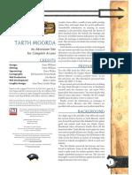 D&D Complete Arcane - Tarth Moorda