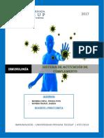 Complemento - inmunología