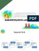 Kabupaten Kota Layak Anak