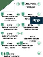 101- INDIKATOR MUTU