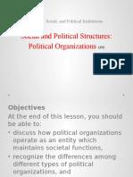17 Political Organizations
