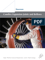 JW Comflex Expansion Joints Bellows