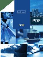 BDO Annual Report 2013 Volume 1_Main_final