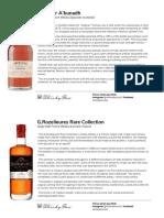 WhiskyBox Tasting Notes v2