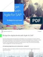 How to Get Started With Agile for SAP
