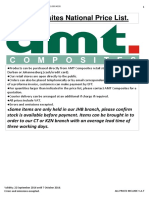 Amt Prices