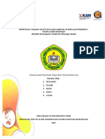 Proposal Terapi Aktivitas Kelompok Stimulasi Persepsi