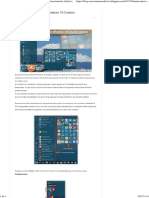 Menú Inicio Selectivo en Windows 10 Creators _ Conocimiento Adictivo