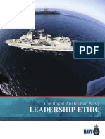 Navy Leadership Ethic
