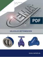 Tarifa Valvulas Fundicion 012014