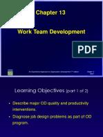 OB 30 24095 Brown7_13 Work Team Development