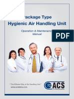 Package Hygienic Units Manual