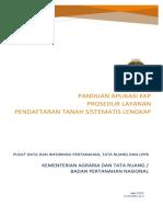 Panduan Aplikasi KKP PTSL Tahun 2017