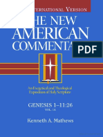 New American Commentary- Genesis