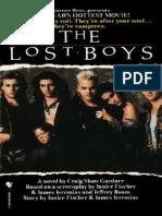 The Lost Boys - Craig Shaw Gardner