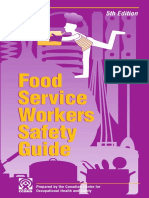 Food Service Workers Safety Guide