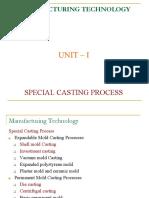 Manufacturing Unit 1