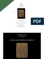 assiriology0_Presentazione Del Corso
