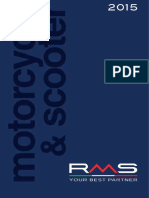 RMS Scooter Parts Catalog 2015