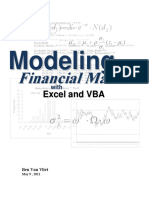 93325838 Financial Modeling With Excel and VBA