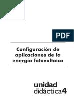 Configuracion Aplicaciones Energia Fotovoltaica