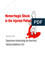Hemorrhagic Shock