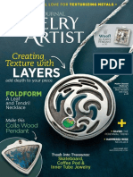 Lapidary Journal Jewelry Artist May-June 2017
