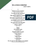 SOBRE LA ROCA CONSTRUÍ copy (01)