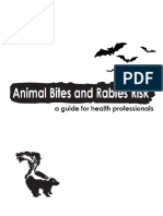 Animal Bites and Rabies Risk