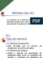 Memoria Del Plc