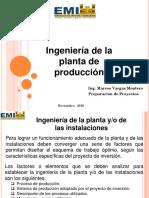 03. Estudio Tecnico - Ingenieria de La Planta.