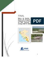 Marco de Gestion Social y Ambiental Final