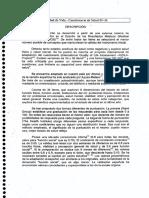 Calidad de Vida - Cuestionario de Salud SF - 36