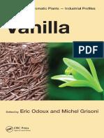 Vanilla (Medicinal and Aromatic Plants - Industrial Profiles).pdf