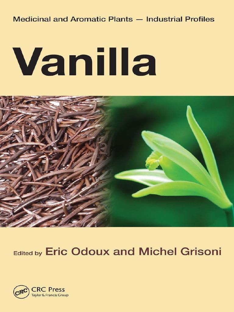 Vanilla Medicinal and Aromatic Plants Industrial Profiles pdf