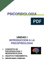 Psicofisiologia Unidad i