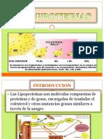 Lipoproteinas g