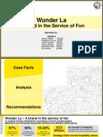 Wonderla Case Presentation_final
