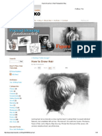 How to Draw Hair _ Stan Prokopenko's Blog