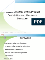 BSC6900 UMTS Product Desc and Hardware Structure